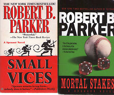 Complete Set Series - Lot of 46 Spenser Mysteries by Robert B. Parker (Mystery)