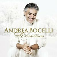 My Christmas - Music CD - Andrea Bocelli -  2009-11-03 - Verve - Very Good - Aud