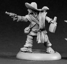 Lobo Sanchez, Bandito Miniature by Reaper Miniatures RPR 50050
