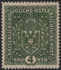 Österreich ANK 202 II MICHEL 202 II Wappenzeichnung BREITFORMAT postfrisch