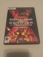 Command & Conquer 3: Kane's Wrath (PC, 2008) - FRENCH VERSION NO KEY