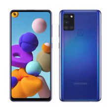SAMSUNG GALAXY A21S 64GB+4GB RAM SMARTPHONE TELÉFONO MÓVIL LIBRE AZUL 4G A217
