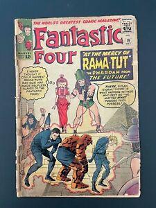 fantastic four 19