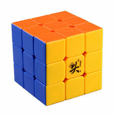 Magic Speed Cube DaYan GuHong Stickerless Twist Puzzle Three-Layer 57mm 3X3X3