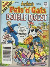 ARCHIE'S PALS 'N' GALS DOUBLE DIGEST MAGAZINE # 68 September 2002 C-2