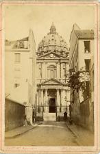 Maison Martinet, France, Paris, Val de Grâce, ca. 1880, vintage albumen print Vi