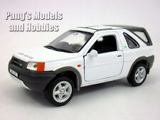Land Rover Freelander 1/32 Scale Diecast Metal Car Model - WHITE