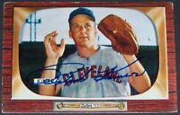 AWESOME! 1955 Bowman Ralph Kiner Signed Autographed Baseball Card JSA AH LOA!