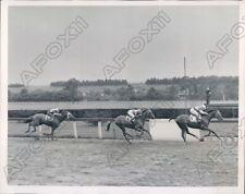 1938 Race Horse Gaspar De Salo Owned by William B Street Wins Press Photo