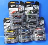 Mattel Hot Wheels  Forza Motorsport Auswahl an Premium Cars