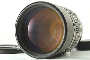 [Exc+5] Nikon AF DC Nikkor 135mm f2 D Portrait Ai-s Lens from JAPAN