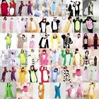 Adult Unisex Onesies Kigurumi Animal Pajamas jumpsuit Cosplay Costume Sleepwear
