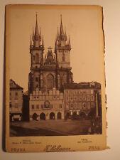 Praha / Prag - Die Teinkirche - Lichtdruck / KAB