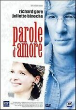 Dvd PAROLE D'AMORE - (2005) ......NUOVO
