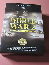 World War 2: The Complete History - 8 DVD-Box