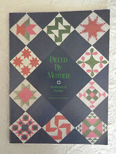 Pieced by Mother Symposium Papers Jeannette Lasansky Tandy Hersh Quilting Book