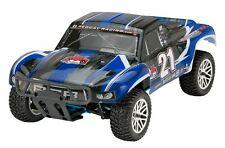 Redcat Racing Vortex SS 1/10 Scale Nitro Desert Truck Blue 2 Speed 1:10 rc car