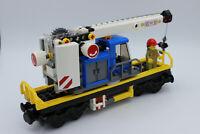 LEGO City Eisenbahn- Kranwaggon - Kranwagon - Bausatz NEU- aus Set 60198