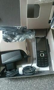 Nokia  Classic 6700 - Schwarz  (Ohne Simlock)