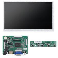 9inch LCD Display Screen Monitor For Raspberry Pi + HDMI/VGA/2AV Driver Board