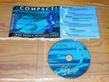 Compact 9/94 - surtout/6 track CD 1994 Comme neuf-Peter Maffay, Snap