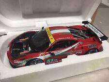 Ferrari 458 GT2 AF Corse Le Mans 2011 1:18 X5472 Elite Hotwheels mattel