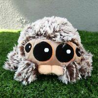 "8"" Lucas the Spider Plush Stuffed Animal Toy Birthday Rare Xmas Gift For Kids"