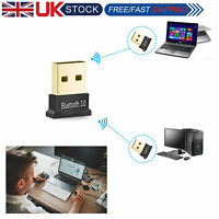 USB Bluetooth 3.0 Transmitter Receiver Adapter for TV PC Car Speaker Dongles