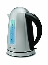 Hamilton Beach 40993E Stainless Steel 7.2 Cup Electric Kettle