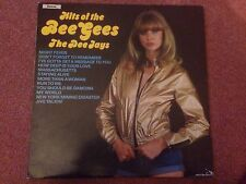 1979 HITS OF THE BEE GEES THE DEE JAYS CHEVRON CHVL 088 A2/B1 EXC