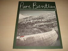 PURE BENTLEY magazine janvier 2012 Edition 3 Neuf, stock ancien