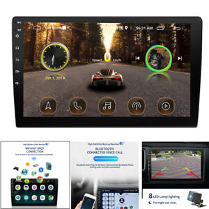 9'' Inch Multimedia Player MP5 Player Radio Car Stereo FM BT Touchable AUX USB