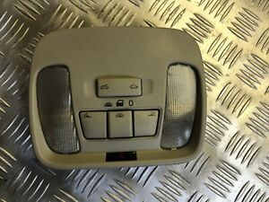 Volvo V40 - Interior Front Light & Electric Sunroof Controls - 30619705 - 00-04