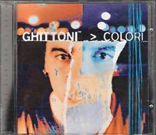 """GHITTONI - RARO CD """" COLORI """" PATRIZIA DI MALTA / MAURO ERMANNO GIOVANARDI"""""""