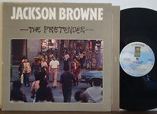 JACKSON BROWNE The Pretender 1976 ASYLUM LP Jim Gordon-Jeff Porcaro-Chuck Rainey