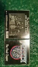 All area BEST Final Chapter Balls to wall = UDO Wolf ACCEPT Signed 2 CD - dvd lp