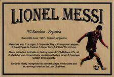 Barcelona Soccer Memorabilia