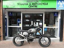 Bullit Motorcycles Hero 125cc Retro Scrambler ***Finance Available***