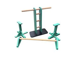 Combo Set - Hip Flexor, Standard Pedestals and Handstand Bar / gymnastics
