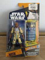 RARE TO FIND Hasbro Star Wars 2011 Saga Legends SL05 BOSK