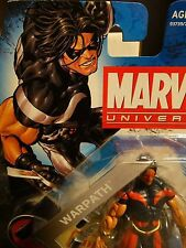 "Marvel Universe 3.75"" WARPATH - THUNDERBIRD VARIANT - MIP ! legends x-force"