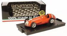 Brumm R043 Alfa Romeo 159 1951 - J M Fangio 1951 World Champion 1/43 Scale