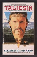 PENDRAGON CYCLE: TALIESIN & MERLIN Stephen R. Lawhead (1990--Fantasy) 2PBs