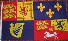 Hanoverian Royal Standard Protestant 1714-1801 GB/UK King George III Unionist bn