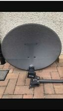 SKY TRIAX SATELLITE DISH ZONE 2 78CM QUAD!! LNB FREESAT ASTRA HOTBIRD HD 4K PVR