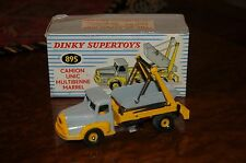 Vintage Dinky Supertoys / MIB / Unic Multibenne Marrel / Refuse Truck / No. 895