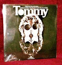 OST 2 LP TOMMY THE MOVIE THE WHO ANN-MARGRET ELTON JOHN TINA TURNER 1975 SEALED