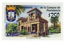 Chile 1997 #1875 Centenario de la Comuna de Providencia MNH