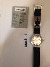 "OROLOGIO SWATCH IRONY ""DON'T BRAKE!"" REF. YGS4023 -NUOVO"