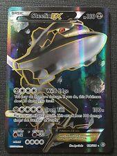 Pokemon : XY STEAM SIEGE STEELIX EX 108/114 FULL ART ULTRA RARE